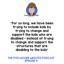 It's out! And The Five Moore Minutes... - 5 Moore Minutes with ...